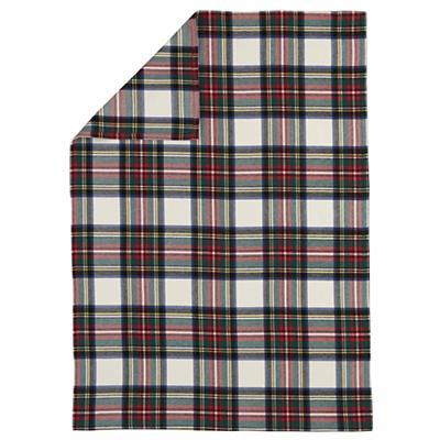 Tartan Throw Blanket