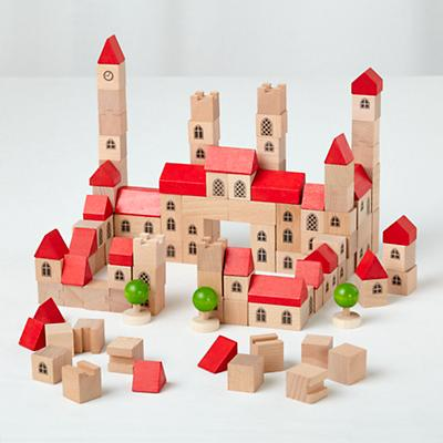 Gothic City Blocks