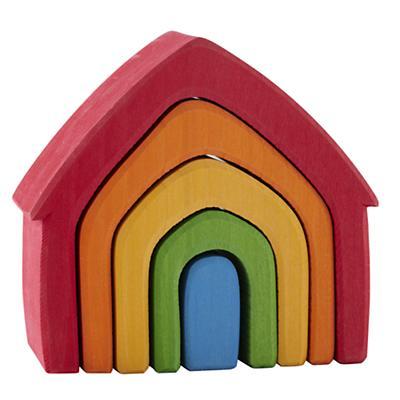 Grimms Rainbow House