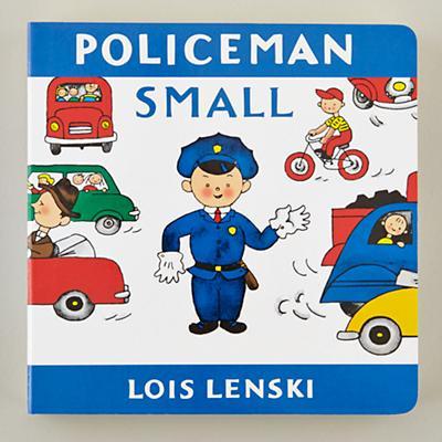 Policeman Small by Lois Lenski