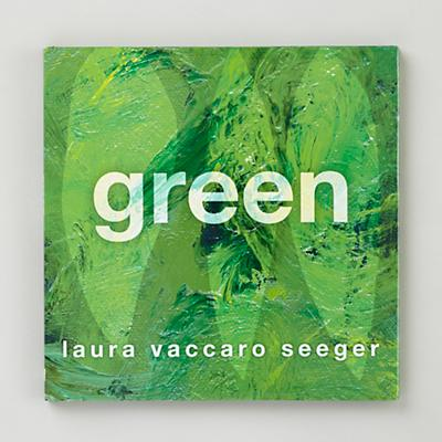 Green by Laura Vacarro Seeger