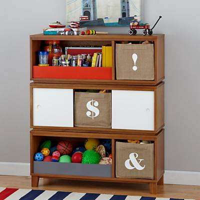 Bookcase_District_Cube_Wheat_Group