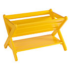 Yellow Good Read Book Caddy