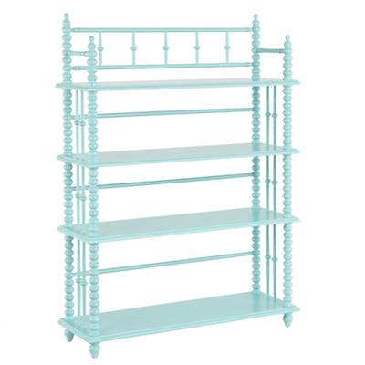 Jenny Lind Bookcase (Azure)