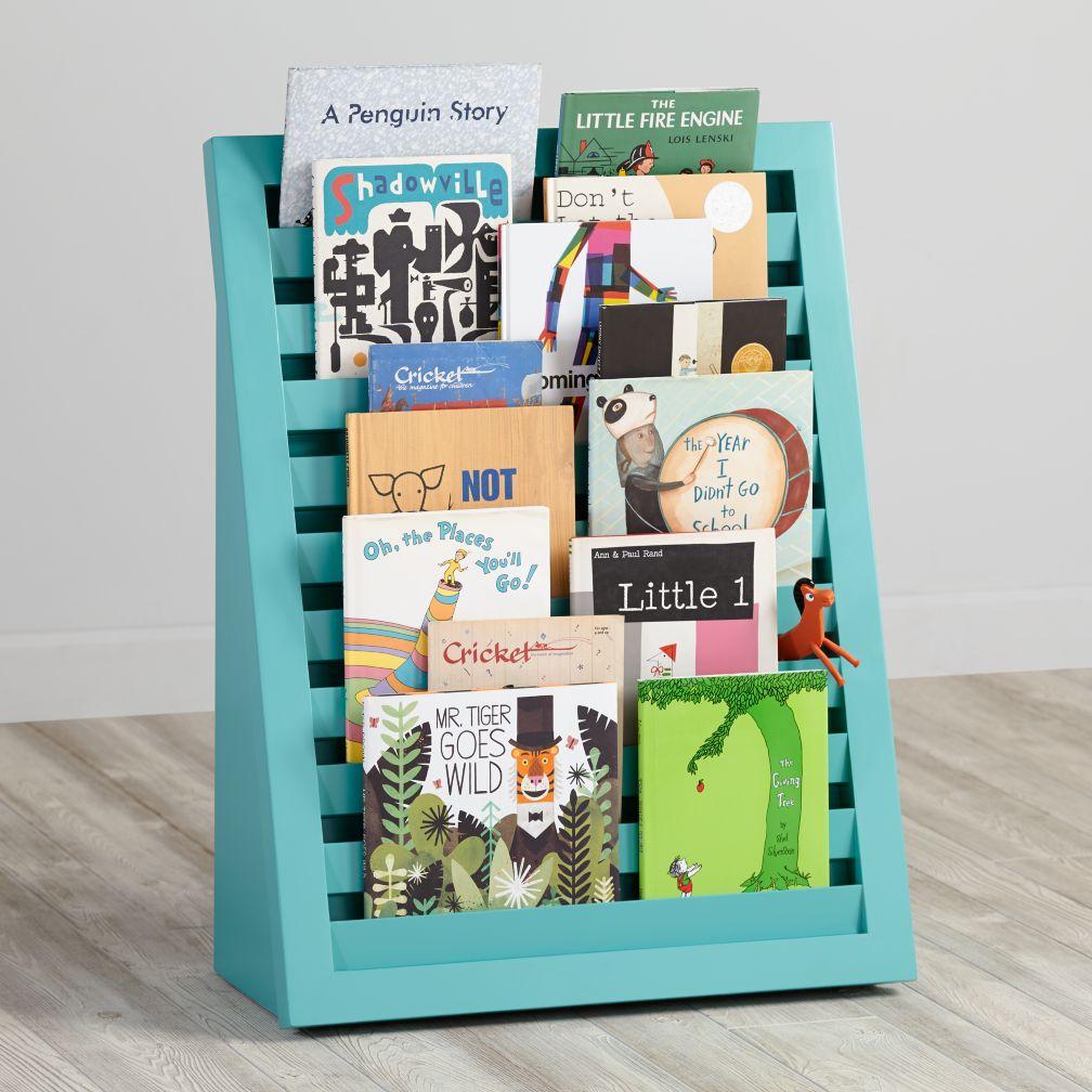 Venetian Bookcase (Azure)