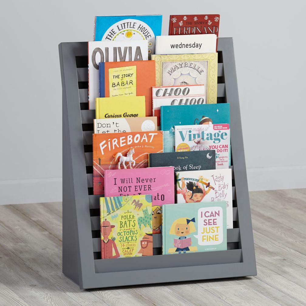 Venetian Bookcase (Grey)