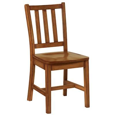 Parker Desk Chair (Chocolate)