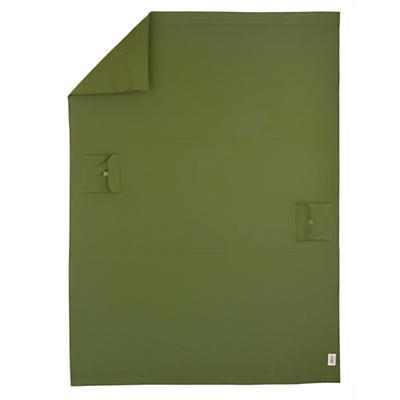 Green Cargo Duvet Cover (Full-Queen)