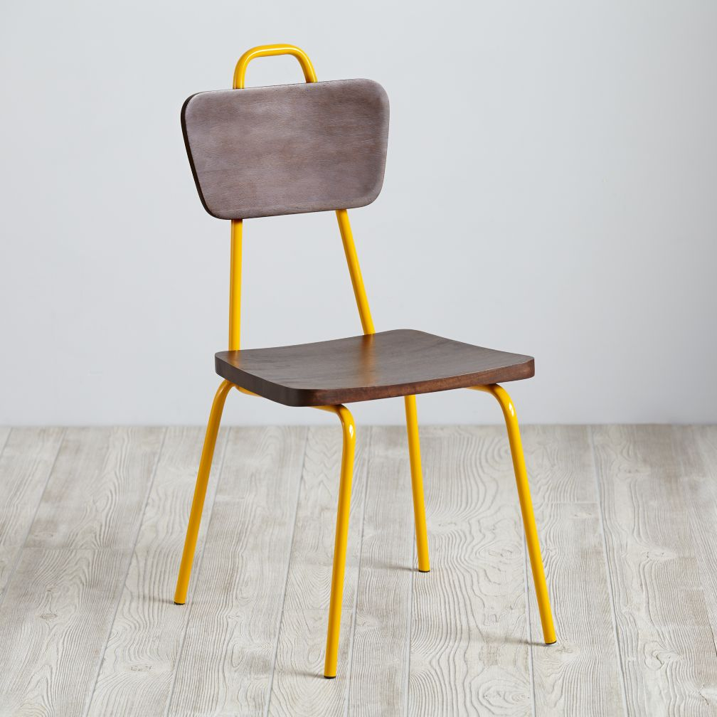 Candy Stick Play Chair (Mustard)