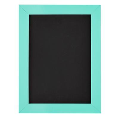 I Could've Bin a Chalkboard (Aqua)