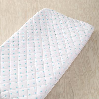Dream Girl Changer Pad Cover (Aqua Dots)