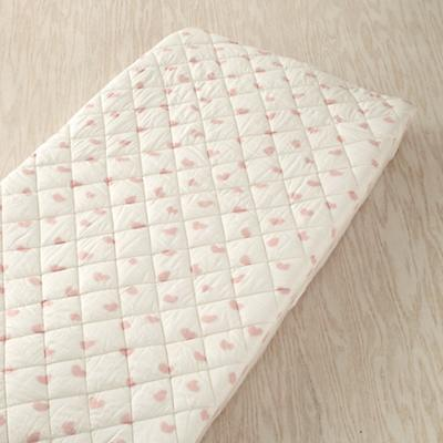 I Heart Changing Pad Cover