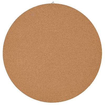 "16"" Perfect Circle Corkboard"