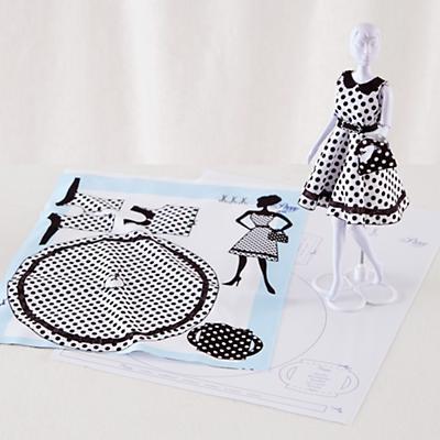 Dress Patterns (Peggy Dots)