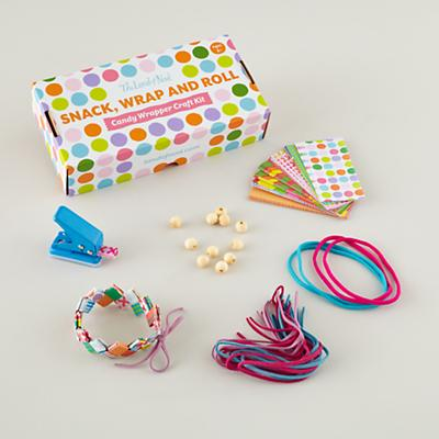 Snack Wrap and Roll Craft Kit