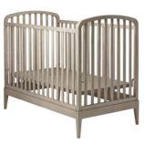Archway Crib (Grey Glaze)