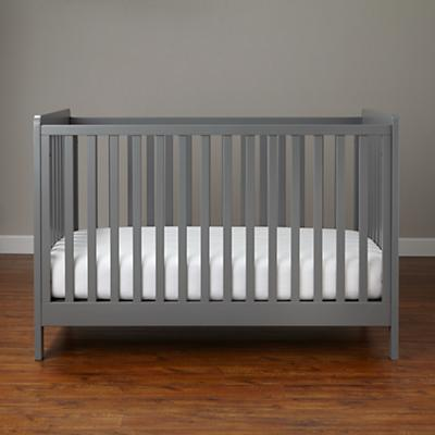 Carousel Crib (Grey)