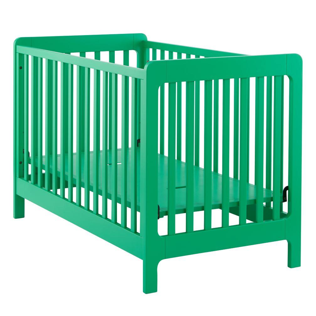 Carousel Crib (Kelly Green)