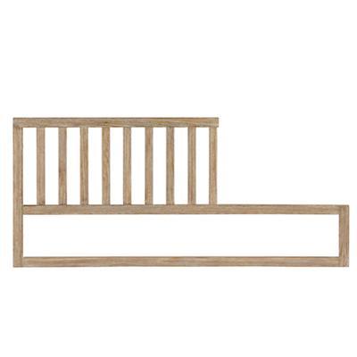 Keepsake Toddler Rail (Whitewash)