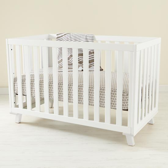 Land of Nod Low Rise Crib