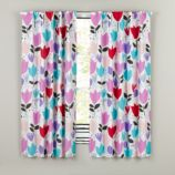 "63"" Tulip Festival Blackout Curtain"