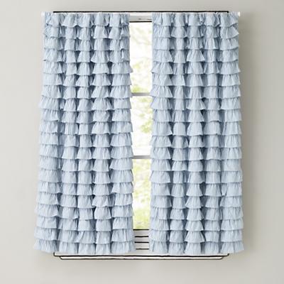 """63"""" Petit Chateau Curtain Panel"""