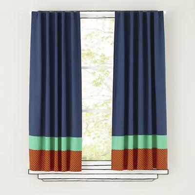 "63"" Transit Authority Curtain Panels"