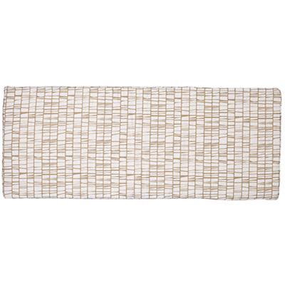 Modern 3-Cube Bench Cushion (Khaki)