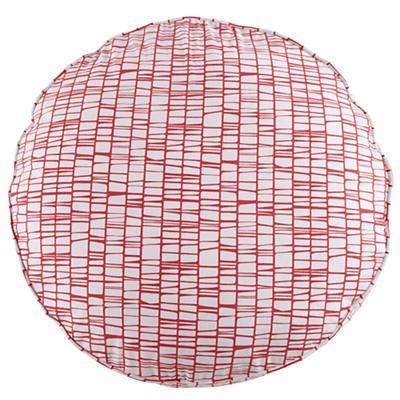 "27"" Pink Modern Cushion"