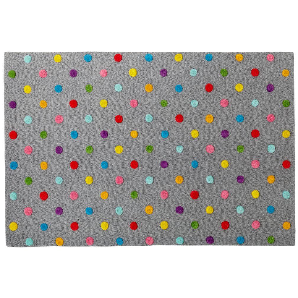 4 x 6' Candy Dot Rug