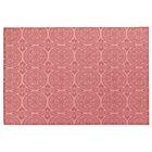 4 x 6' Pink Heirloom Rug