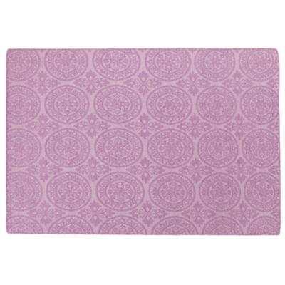 4 x 6' Heirloom Rug (Purple)
