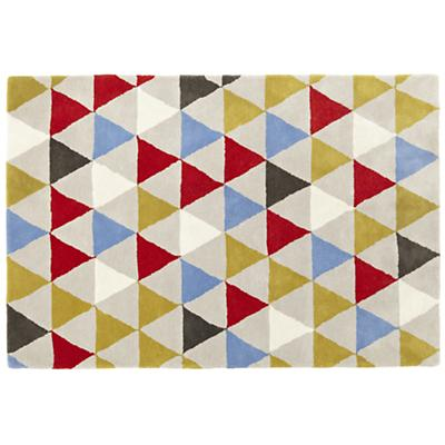 8 x 10' Simple Geometry Rug