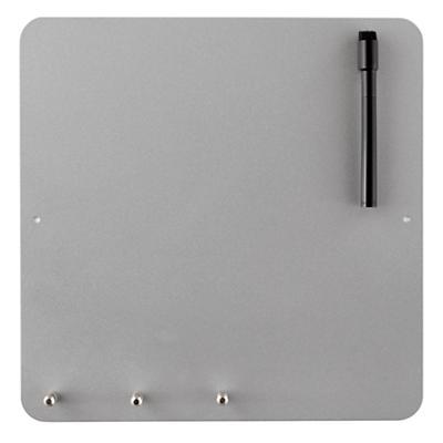 Silver Dry Erase Board
