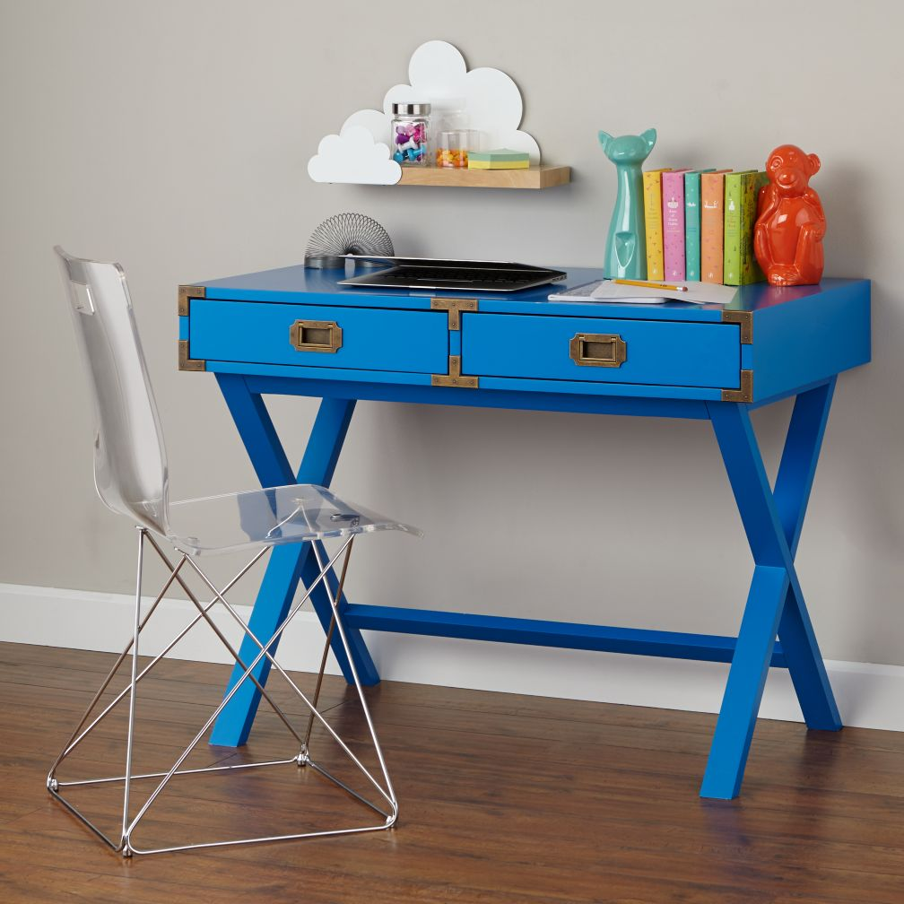 Campaign Desk (Cobalt)
