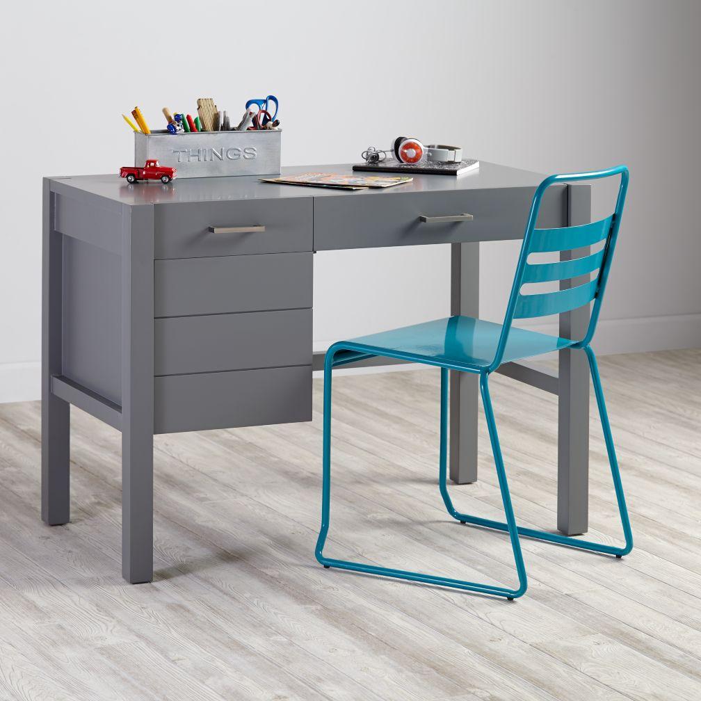 Uptown Desk (Grey)