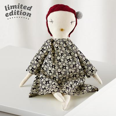 Jess Brown Pixie Doll Candi