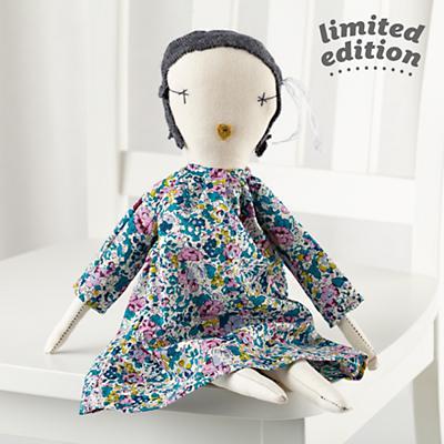 Jess Brown Pixie Doll Dixie
