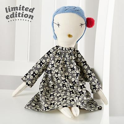 Jess Brown Pixie Doll Helen