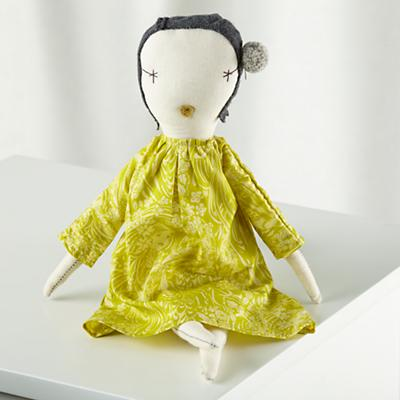 Jess Brown Pixie Doll Kaylee