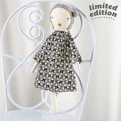 Jess Brown Pixie Doll Lois