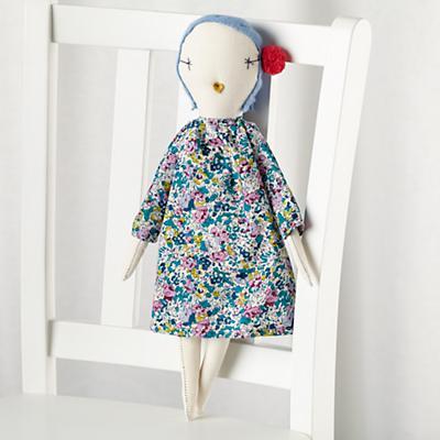 Jess Brown Pixie Doll Lou