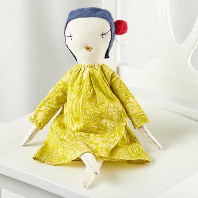 Jess Brown Pixie Doll Marigold