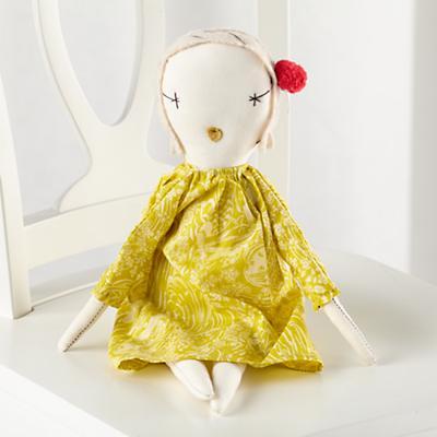 Jess Brown Pixie Doll Martha