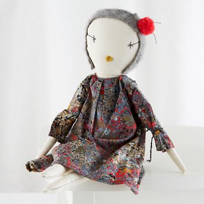 Jess Brown Pixie Doll Nathalie