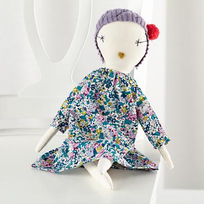 Jess Brown Pixie Doll Petal