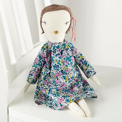 Jess Brown Pixie Doll Rain
