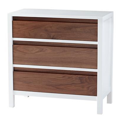 Andersen 3-Drawer Dresser (Walnut)