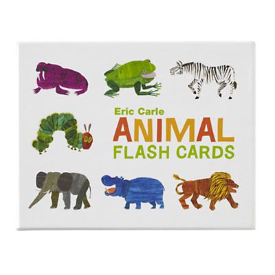 Eric Carle Animal Flash Cards