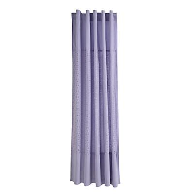 "84"" Eyelet Curtain Panel (Lavender)"